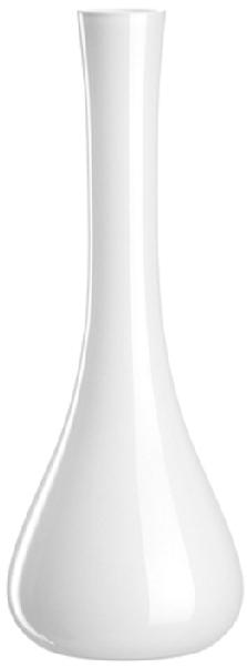 Leonardo Vase Sacchetta 40 cm weiß