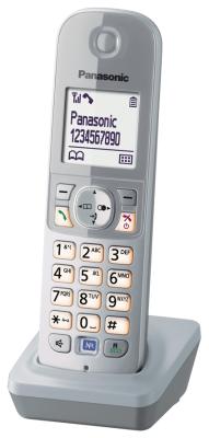 Panasonic Telefon-Mobilteil KX-TGA681EXS (Perlsilber)