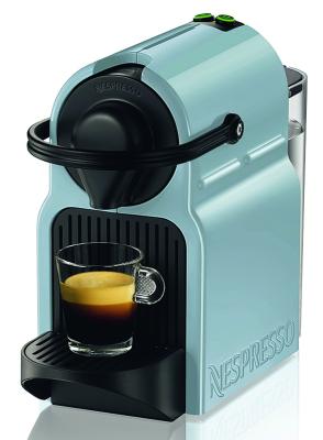 Krups Nespresso-Automat XN1004F Nespresso INISSIA (Blau)