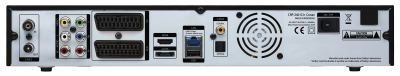 Sonstige Hersteller Topfield Set-Top-Box CRP 2401 CI+ Conax (Schwarz)