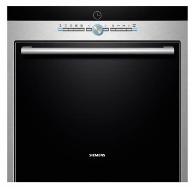 Siemens Backofen Einbau HB78GB570 mit Display, Edelstahl