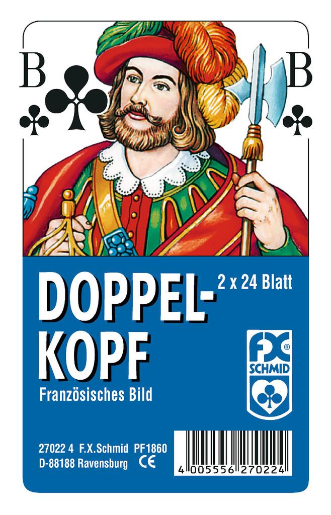 Ravensburger 27022 - Doppelkopf,
