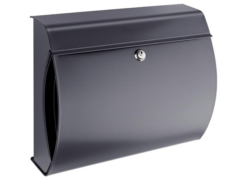 """Sonstige Hersteller BURG-WÄCHTER Briefkasten """"Verona"""" anthrazit"""